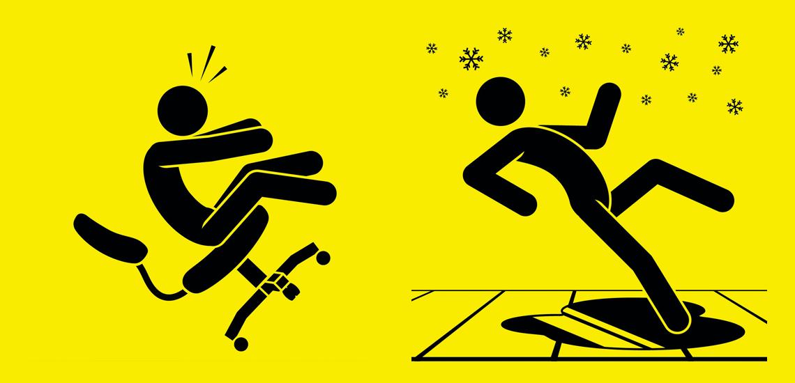 ACC Accidentes en el trabajo