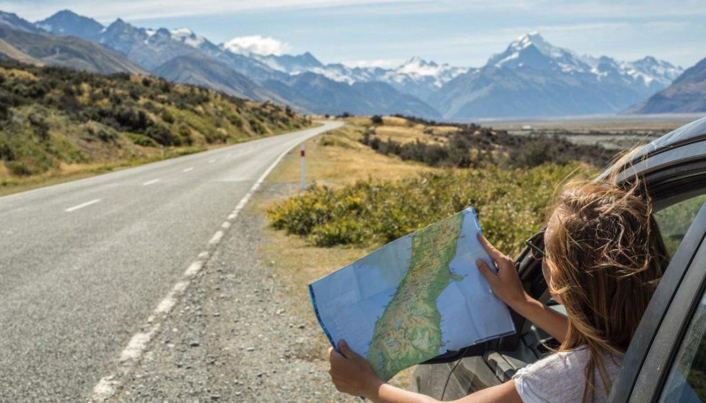 Roadtrip en Nueva Zelanda