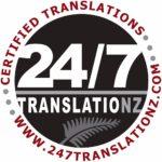 24/7 translations