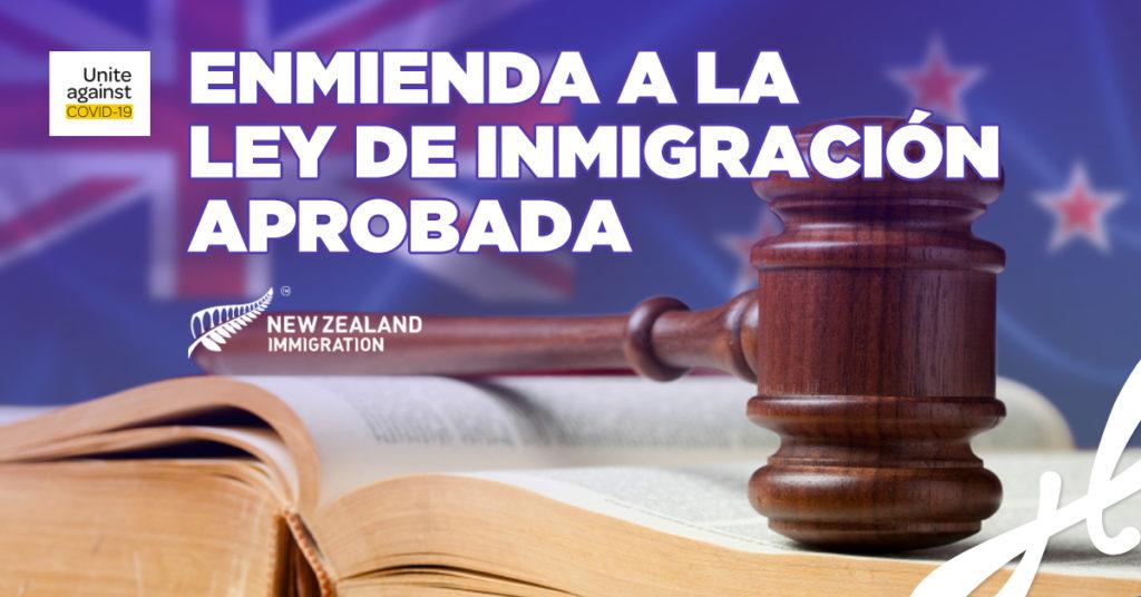 cambios en la ley de inmigración de nueva zelanda