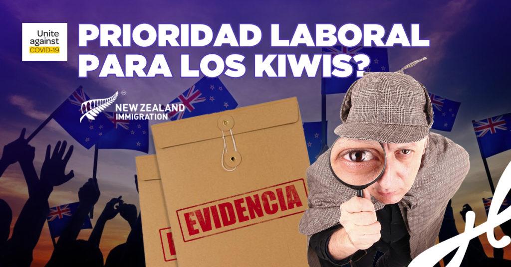 pediran mas evidencia para visas de trabajo en nueva zelanda