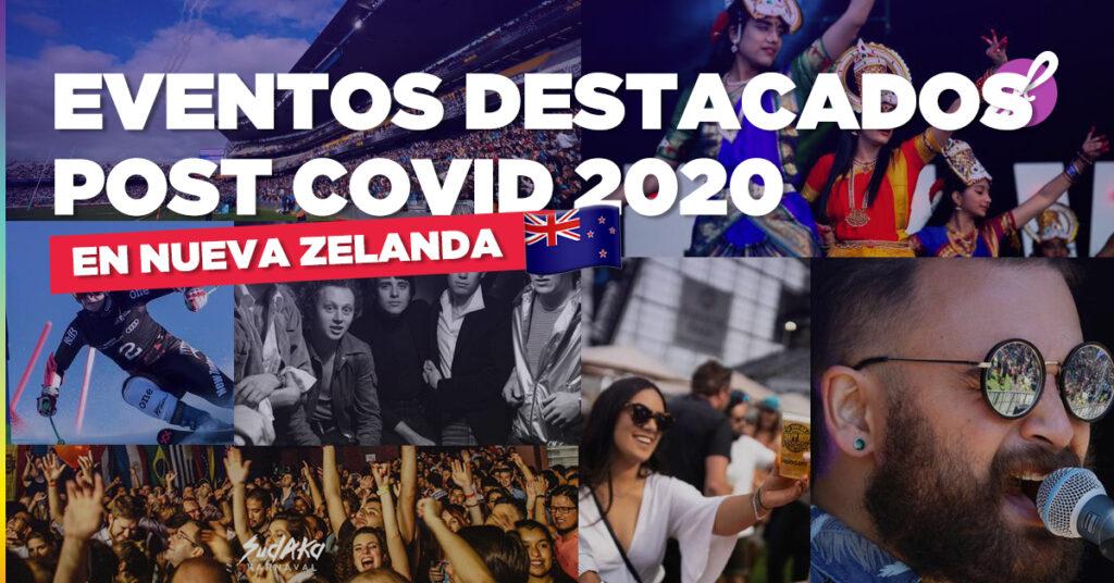 Eventos 2020 Nueva Zelanda