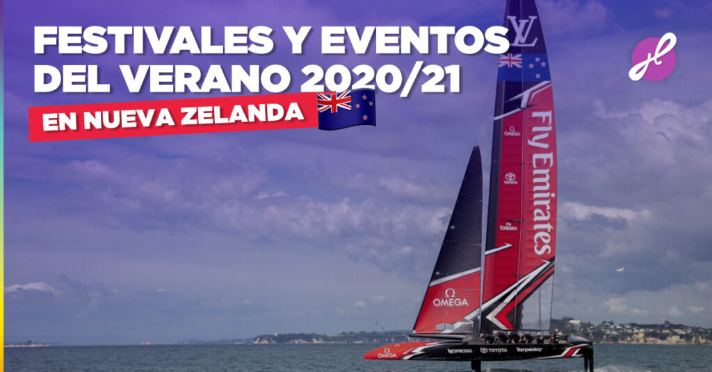 americas cup nueva zelanda