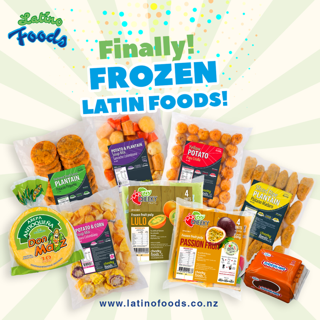 latino foods