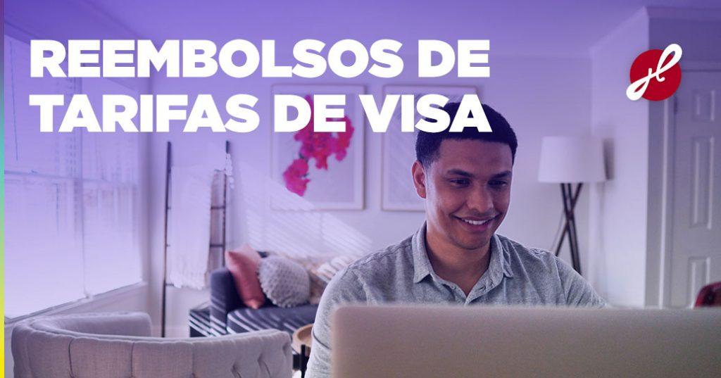 reembolso visa nueva zelanda