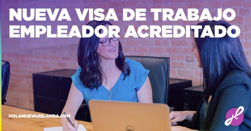 Accredited Employer Work Visa